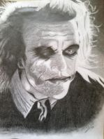 The Joker by DEDDraws