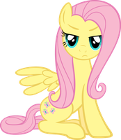 Fluttershy - Bridlemaid by MoongazePonies