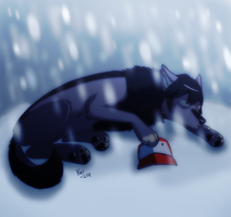 .:Living In a World So Cold:. by fossilizer