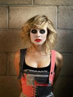 Kristen does Harley Quinn by RogueAfrica