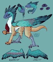 Adoptable Auction [OPEN] by weepysheep