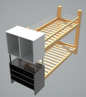 AS Bunk Bed Design by UNSJN