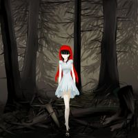 Red Riding Hood by 333KittyLover333