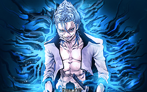 Grimmjow  by EXLDesigns