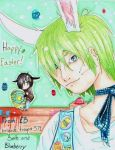 Happy Easter by Mariah-Draws