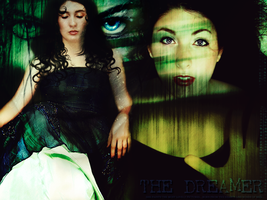 The Dreamer - Wallpaper by snickerbaby