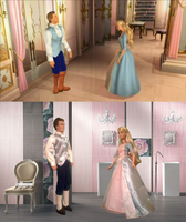 Barbie the Princess and Pauper To Be A Princess by sailormoonhp4life