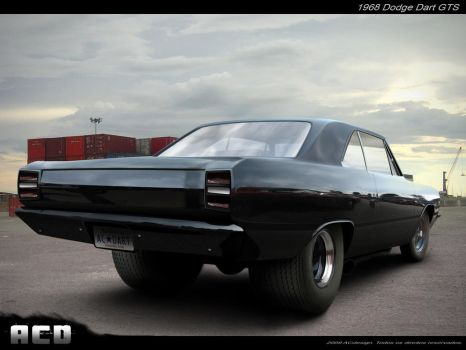 Dodge Dart by AC-design