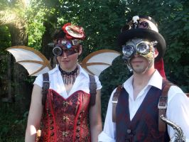 Steampunk - Comix Adventures 2015 by Groucho91