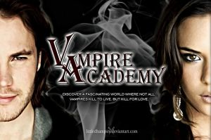 Vampire Academy Poster by littledhampirs
