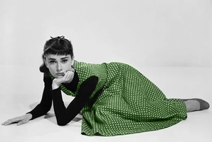 Audrey in Green by IrishEyes2490