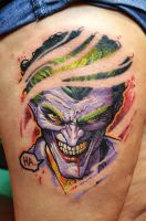 Joker by tikos