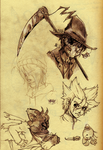 Doodle Dump Thing by SetsUrO-MenurIke