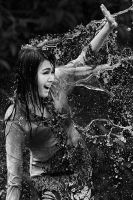 Splashing Fun - 1 by SAMLIM