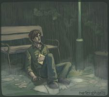 downpour by morteraphan