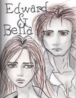 Edward and Bella by Charlottekate-chan