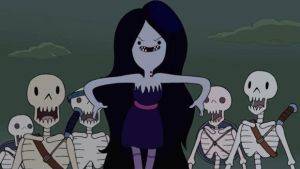Tales From Ooo: Marceline The Tutor Part One by Negative--Space
