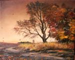 Autumn - French Symphony by sorinapostolescu