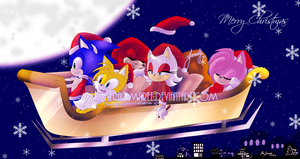 Merry Christmas 2013 by EmeraldMaree