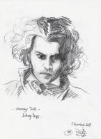 Sweeney Todd by RealMean90