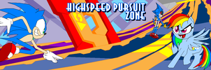 Highspeed Pursuit Zone by Tyrranux