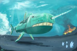 Nar-Sub by MattCarberry