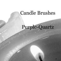 Candle Brushes by Purple-Quartz-Brush