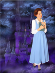 Belle has a Day Dream by WDWParksGal