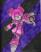 Robot Girl by thereisnoend01