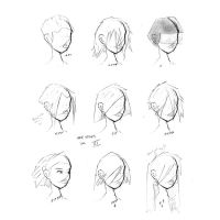 Hair Styles Vol 11 by ron-guyatt