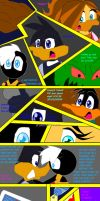 Duck Dodgers Generation Quack we have a Problem by LoonataniaTaushaMay