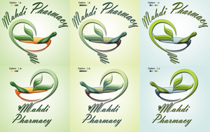 Mahdi Pharmacy Logo by acmmech