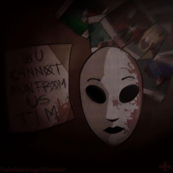 Marble Hornets: We're Coming back by TheRedDeathBringer
