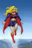 THAT'S REALLY SUPER, SUPERGIRL by mdjackson