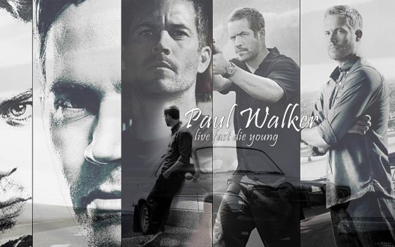 RIP Paul Walker by HarriDiniz