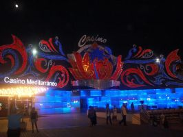 Casino in Alicante by woostersauce