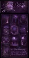 Dark Hours backgrounds by moonchild-ljilja