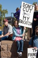 Don't Cut My Education by apetc