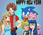 HAPPY NEW YEAR by Esther667
