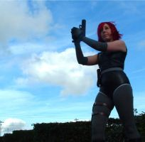 Regina: Dino Crisis: Control by LabyrinthLadyLover