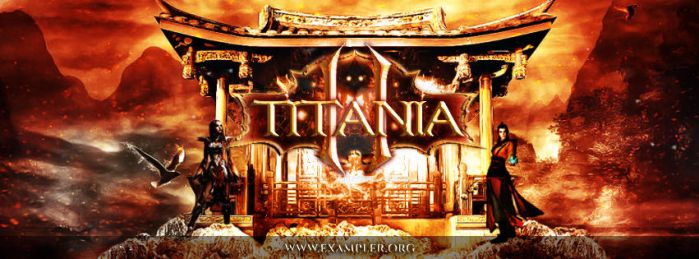 Titania2 - Banner 01 by weredesign