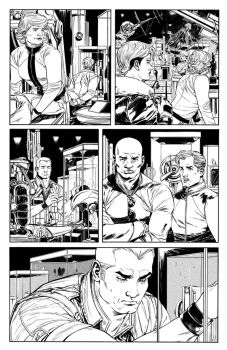 Doc Savage 8 by BilquisEvely