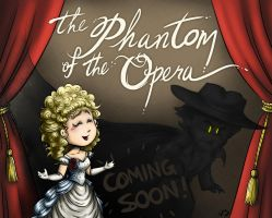 Phantom of the Opera Book - Coming Soon! by DarthxErik