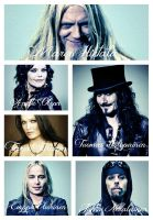 Nightwish by CrazyEvilGirlie