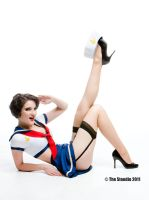 sailor girl pin up 2 by KarenMurdock