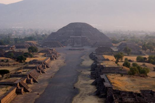 Teotihuacan by am-cravioto