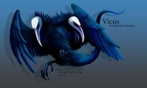 Vicus by Alaiaorax