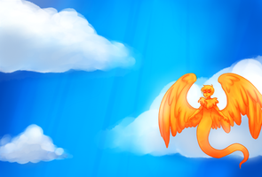 Sky High by OneLittleWish