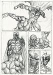 Batman vs Boogeyman page 4 by dushans