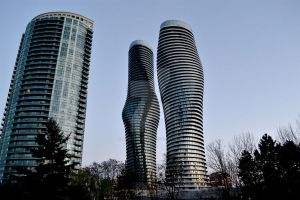 Absolute Towers Mississauga by AngelCARMINE